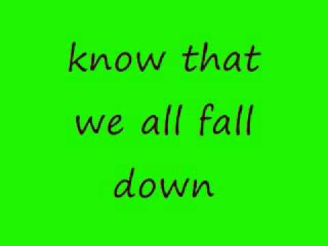 One Republic - All Fall Down Lyrics - elyricsworld.com