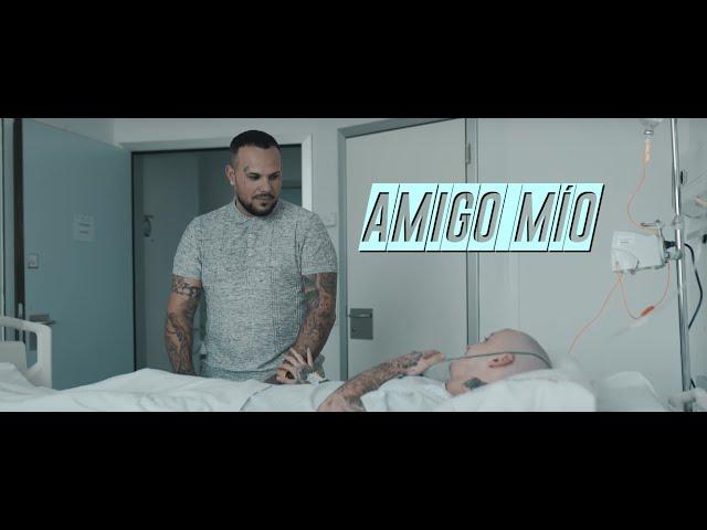 DaniMflow - AMIGO MÍO (Official Video)