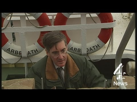 England needs you! Jacob Rees-Mogg's plea to Scotland   Channel 4 News