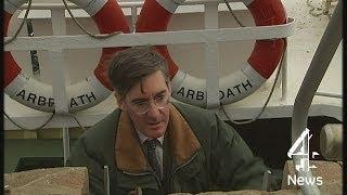 England needs you! Jacob Rees-Mogg