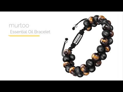 essential-oil-bracelet-adjustable-beads-bracelet-lava-rock-stone-bracelet-perfume-diffuser-bracelet