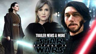 Star Wars Episode 9 Trailer Leaked Details Revealed & More (Star Wars News)