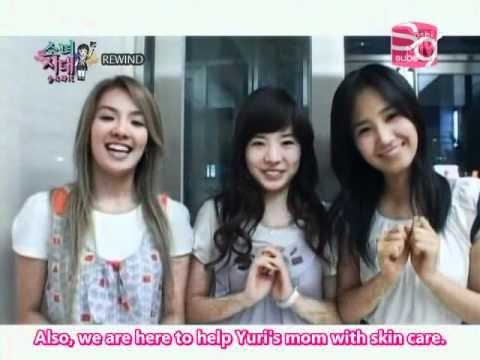 MTV SNSD Ep 2 - Yuri
