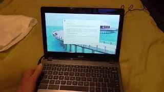 Acer C720 Chromebook 11.6