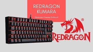 Redragon Kumara K522 Mechanical Keyboard Unboxing