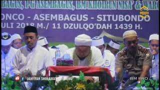 Video DEMMI BHEKTO JAM'IYAH SHOLAWAT BHENNING (PG ASEMBAGUS) 2018 download MP3, 3GP, MP4, WEBM, AVI, FLV Oktober 2018