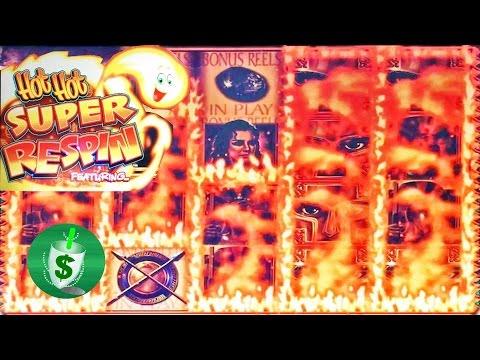 Plataea Hot Hot Super Respin slot machine