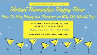 Virtual Humanities Happy Hour   How To Stay Happy During A Pandemic Or Why We Should Try