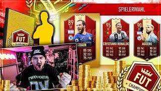 OMG SCHWESTERN 😱 Mein BESTER Player Pick 🔥 WEEKEND LEAGUE Rewards | FIFA19