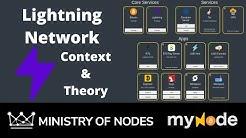 14 - myNode series - Lightning Network (Context & Theory)
