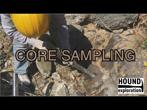 CORE SAMPLING |  Hound Exploration