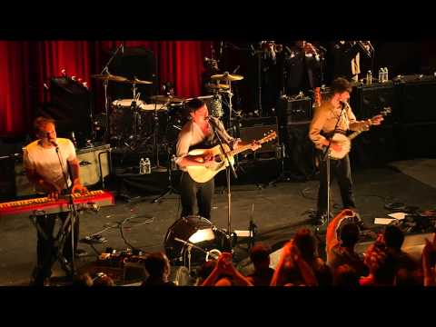 """Live from the Artists Den: Mumford & Sons - """"I Will Wait"""""""