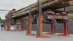 Pont élévateur à colonnes mobiles EHB® 907 / 908 DC wireless capacités 7.5t / 8.5t