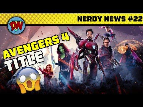 Tom Cruise in DC, Female Avengers, Spiderman New Villain, Avengers 4 Title  Nerdy  22