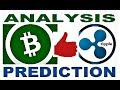 RIPPLE & BITCOIN CASH🔥Price Analysis & Great Predictions  2018