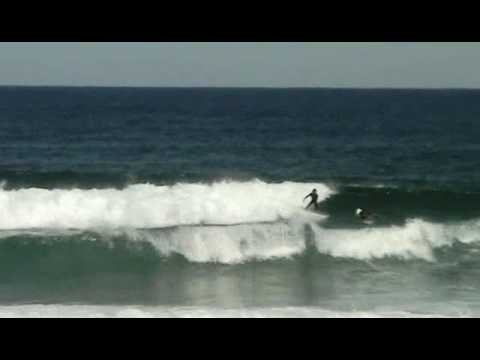 Surfing Port Kembla