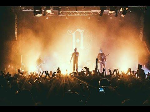 Architects - Dead Man Talking [IRE European Tour 2016 Live In Berlin]