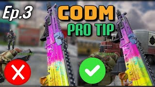 Call Of Duty Mobile Basic 5 Tips & Trick | Part 3 | CODM Hindi🇮🇳