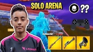 Wolfiez Went Full W-Key in Solo Arena! Highlights #1