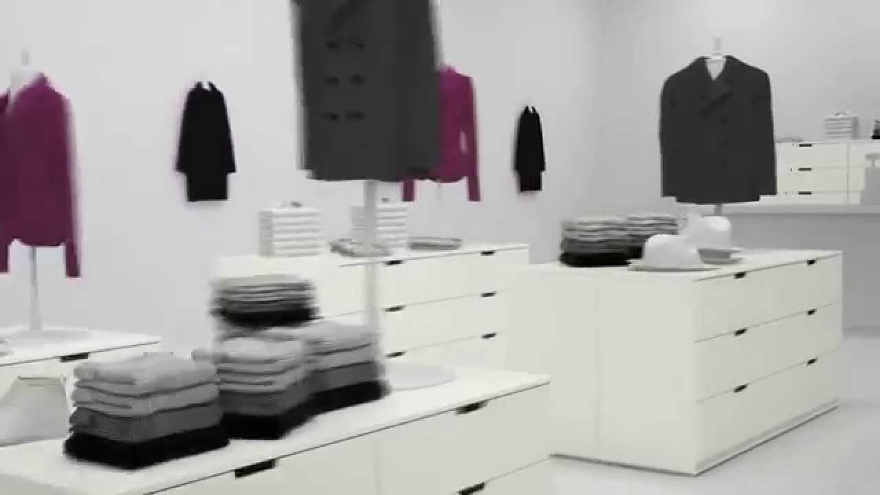 Ikea Nordli 耐用百變的睡房貯物組合 Youtube