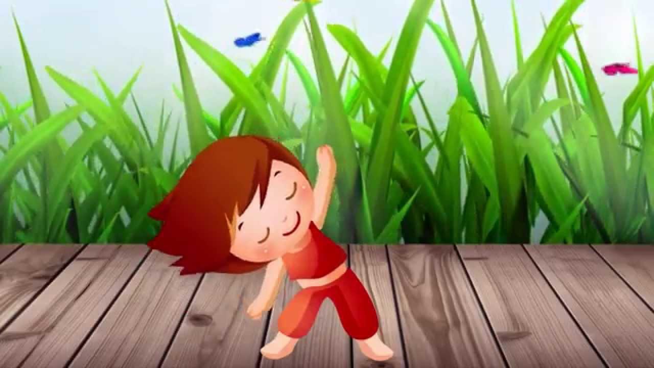 Зарядка для детей под музыку: видео.
