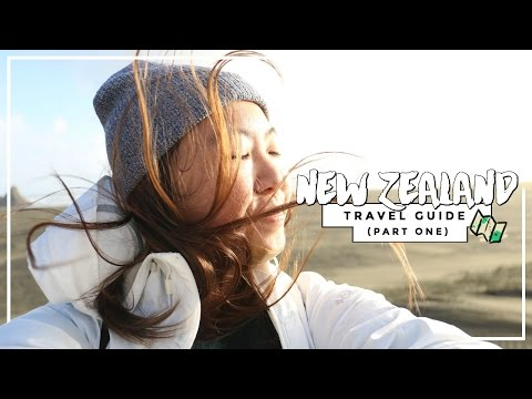 New Zealand Travel Guide (Part 1) // Classified Guides