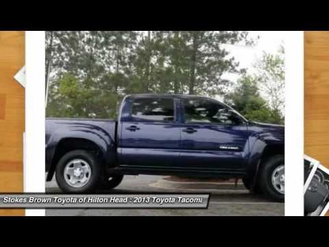 2013 Toyota Tacoma Bluffton SC 18075A