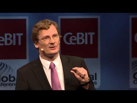 CGC 2013: Dr. Markus Müller CIO, Deutsche Telekom
