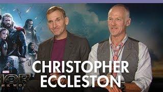 Christopher Eccleston, Alan Taylor On 'Thor: The Dark World' And Elf Sex!