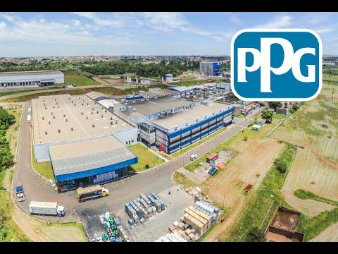 Tonella - Visita  a fábrica PPG!