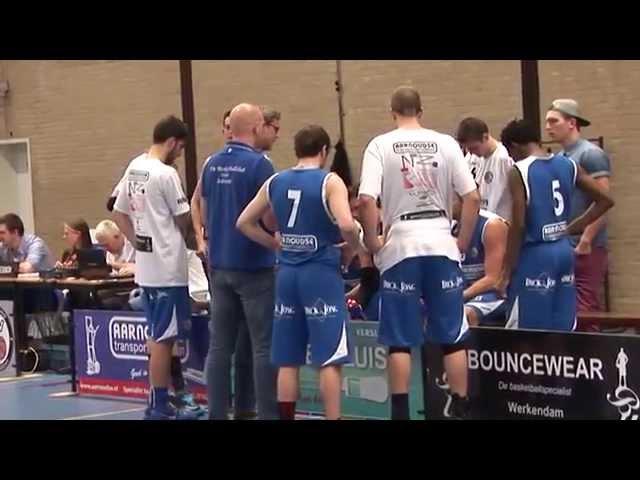 Playoff 2: Binnenland Heren 1 vs Rotterdam