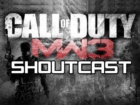 MW3: Shoutcast - RAH RAH RAH - Episode 29