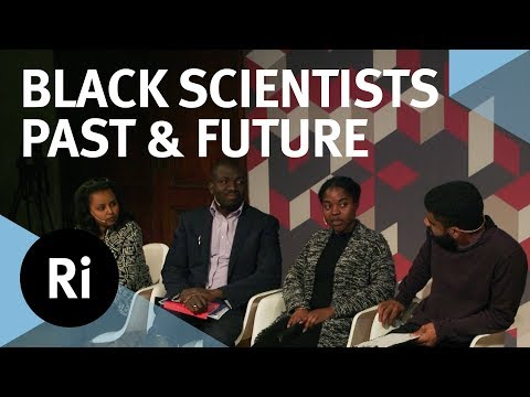 Black Scientists: Past, Present And Future