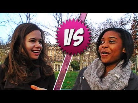 Accent Tag ! (French VS American)