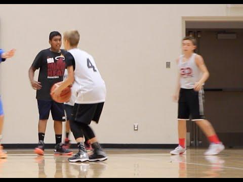 My Basketball Team B.C Tryout