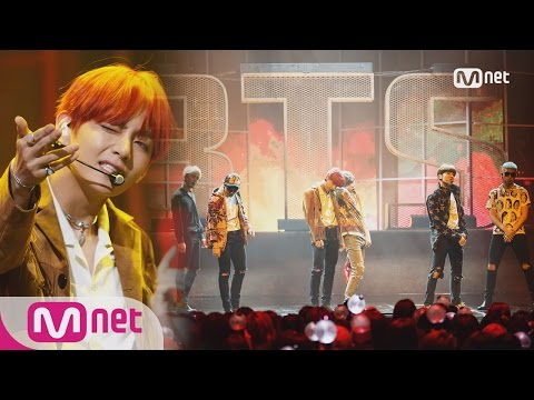 [BTS - FIRE] Comeback Stage l M COUNTDOWN 160512 EP.473