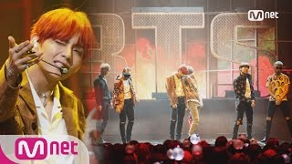 bts fire comeback stage l m countdown 160512 ep 473