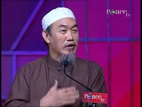 Peace Maker Don&39;t Harm or Reciprocate Harm by Sheikh Hussain Yee - Peace TV