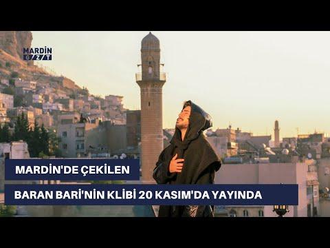 Mardin'de çekilen Baran Bari'nin Eşka Mem U Zin   klibi yarın yayında indir