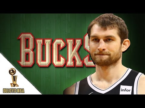 Brooklyn Nets Trade Tyler Zeller To The Milwaukee Bucks For Rashad Vaughn and 2nd Round Draft Pick!!