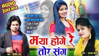 Dilip ray | Sarla Gandharw | Cg Song | Maya Hoge Re Tor Sang |Audio Juke Box |New Chhattisgarhi Geet