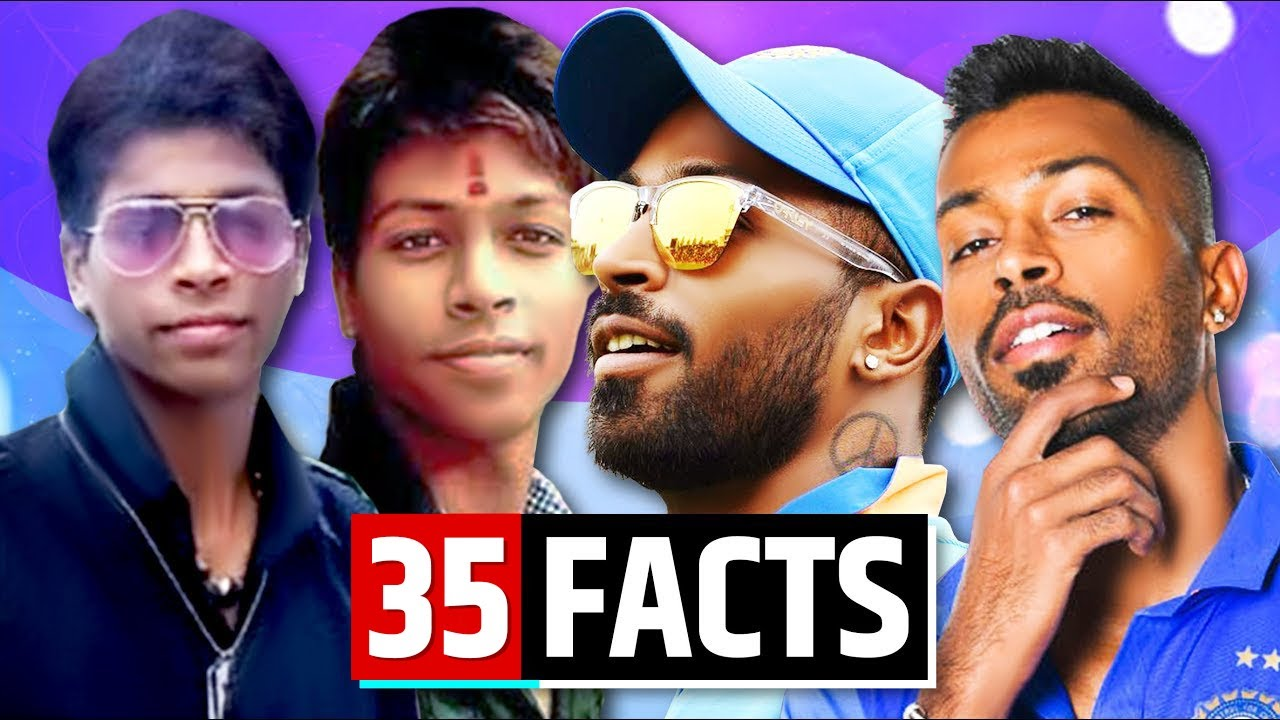 37 Facts You Didn't Know About Hardik Pandya