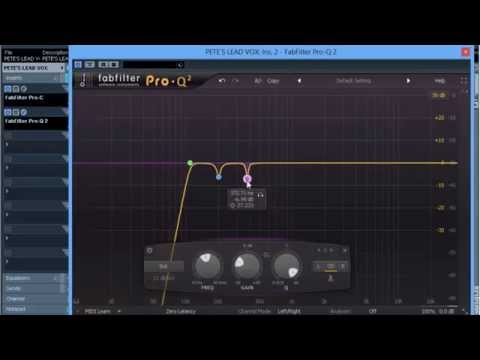 Vocal EQ Techniques - Finding The Right EQ Settings For Vocals