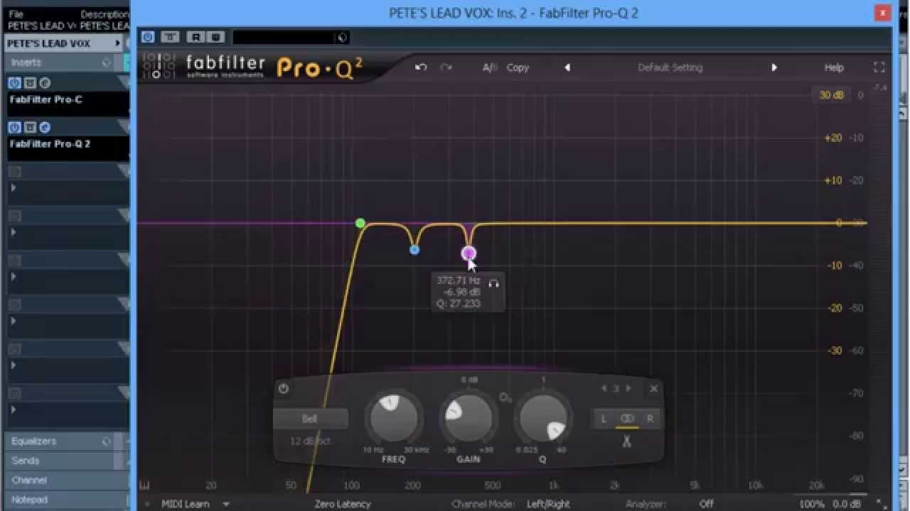 Learn How To EQ Vocals (Including Frequency Chart)