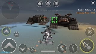Gunship Battle: new WILDCAT attack helicopter new update.