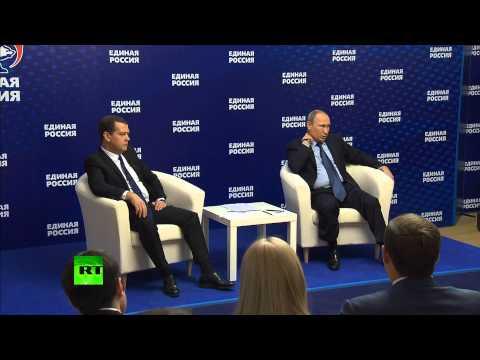 Смотреть Путин о мигрантах онлайн