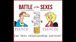 Fifa 19 - Battle of the Sexes - Fiance vs Fiancee