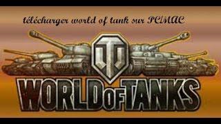 télécharger  world of tanks sur MAC/PC