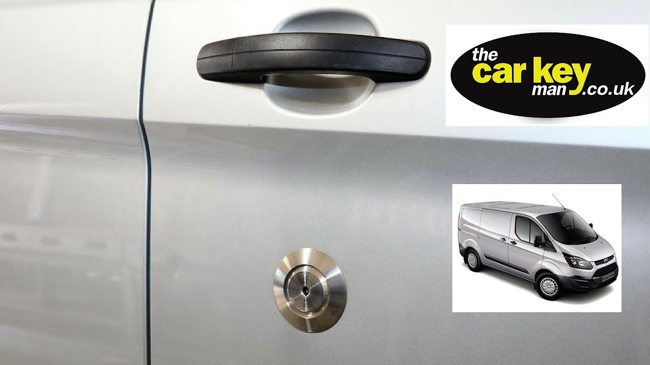 Ford Transit Custom Security Door Key Problem Youtube