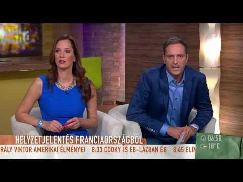 A franciák is ledöbbentek a magyar szurkolókon - tv2humokka